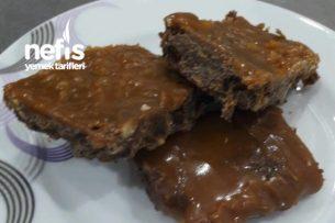 Karamelli Çikolatalı Atıştırmalık Tarifi
