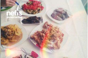 Kendi Evimde İlk Misafirimle Öğle Yemeği :)) Tarifi