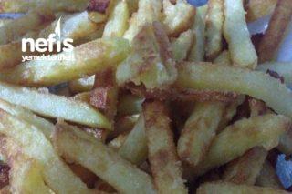 Çıtır Kıtır Patates Tarifi
