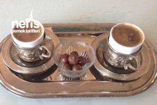 Maden Sulu Ful Köpüklü Kahve Tarifi