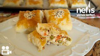 Talaş Böreği Videosu Tarifi