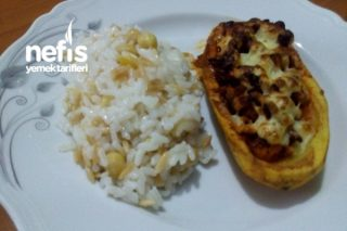 Tavuklu Patates Çanağı Tarifi