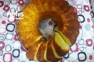 Kalıpta Portakallı Kek Tarifi