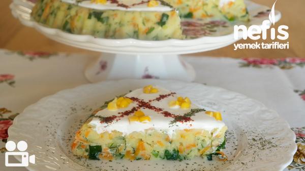 Muhteşem Patates Salatası Videosu Tarifi