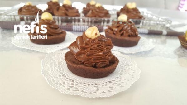 muffin kalibinda çok pratik bir tarif ( porsiyonluk )