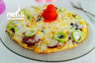 Nefis Patates Pizzası Tarifi