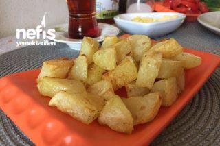 İkramlık Patates Tarifi