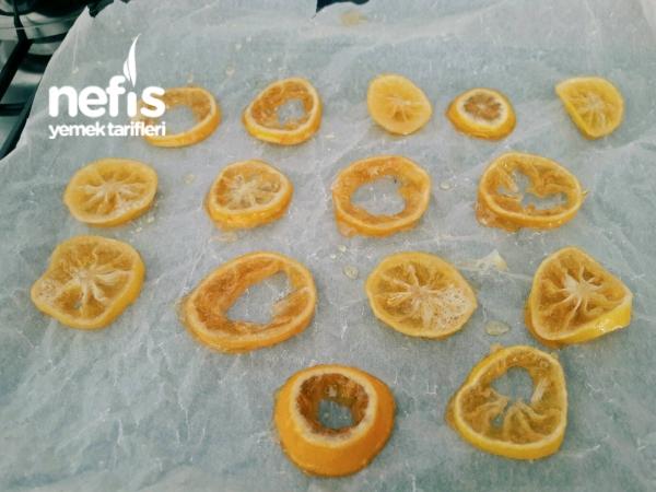 Limon Sekerlemeli (Limon soslu Kek)