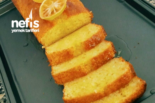 Limon Şekerlemeli (Limon Soslu Kek)