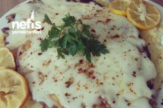 Patates Yatağında Beşamel Soslu Balık Tarifi