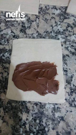 Çikolatalı Milföy