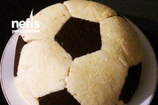 Futbol Topu Pastası Tarifi