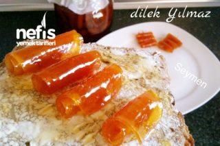 Portakal Kabuğu Reçeli (Aromalı) Tarifi