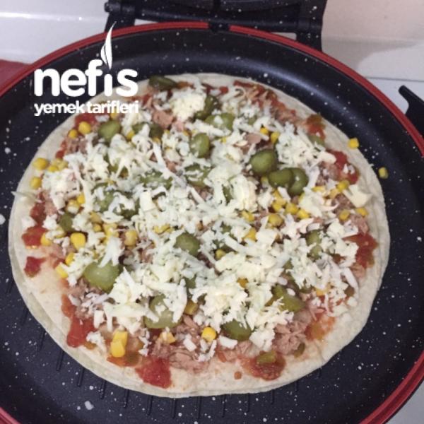 Pratik Pizza (çıtır Çıtır)