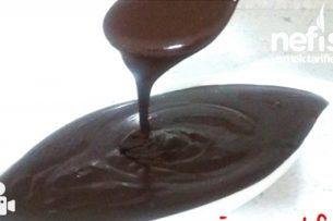 Çikolata Sosu Videosu Tarifi