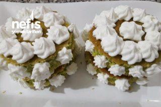 Ispanaklı Süslü Pastalar Tarifi