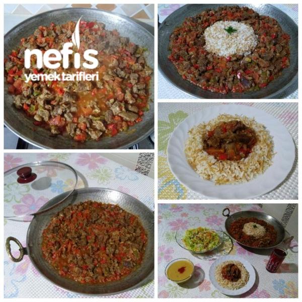 Nefis Sac Kavurma