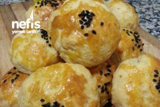 Peynirli Baharat Topları Tarifi