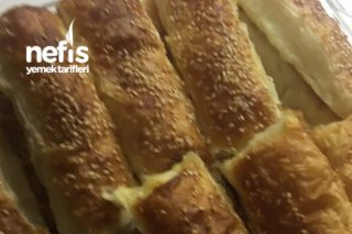 Sarma Peynirli Börek Tarifi