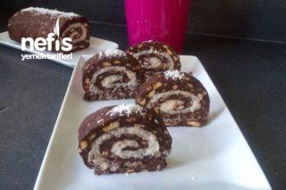 Hindistan Cevizli Soğuk Pasta Tarifi
