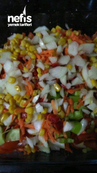 Karisik Çoban Salata