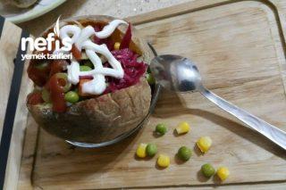 Kuzine Soba Lezzetinde Közlenmiş Patates Tarifi