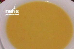 Sebzeli Sarı Mercimek Çorbası Tarifi