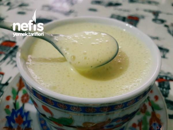 Yumurtasiz Sütlü Mayonez