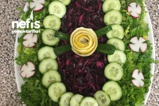Farklı Bir Salata Tarifi