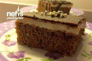 Şerbetli Çikolatalı Kek Tarifi