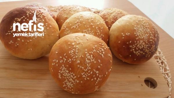 Hamburger Ekmeği