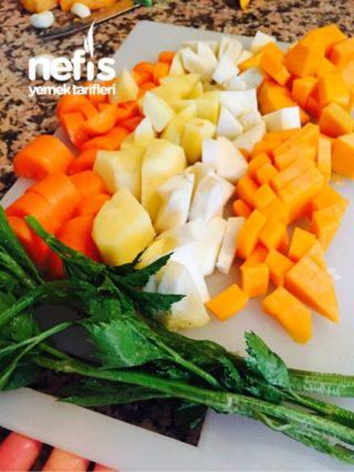 Balkabaklı Sebzeli Kış Çorbası