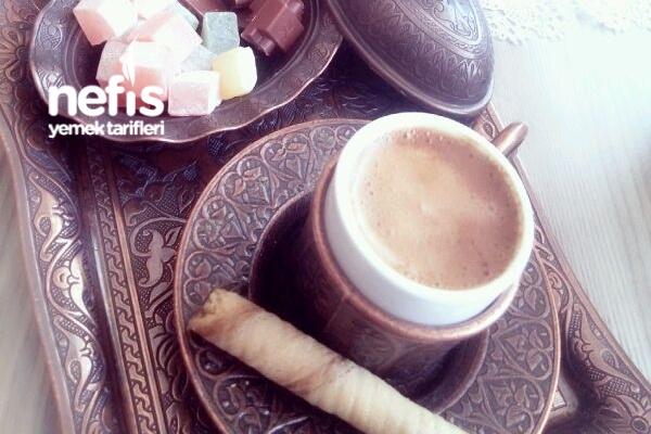 Bol Köpüklü Türk Kahvesi (Püf Noktaları)