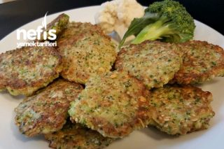 Brokoli Ve Karnabahar Köftesi Tarifi