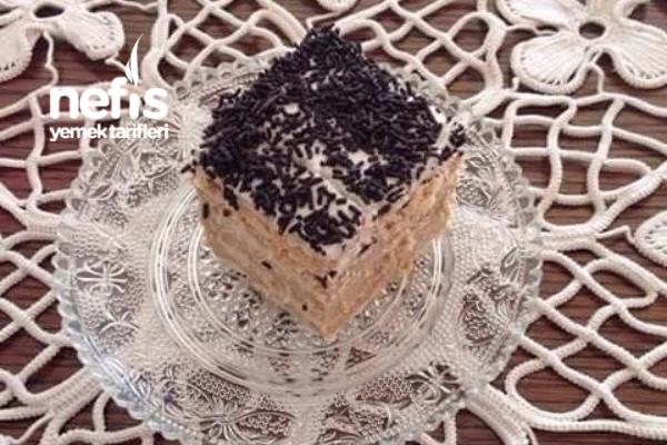 Petibör Bisküvili Pasta Videosu