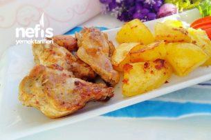 Tavada Tavuk Patates Tarifi