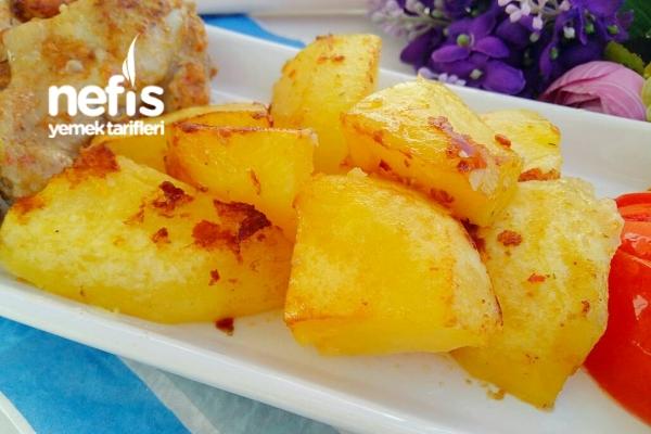 Tavada Tavuk Patates