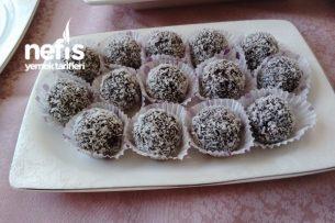 Çikolatalı Havuç Topları Tarifi