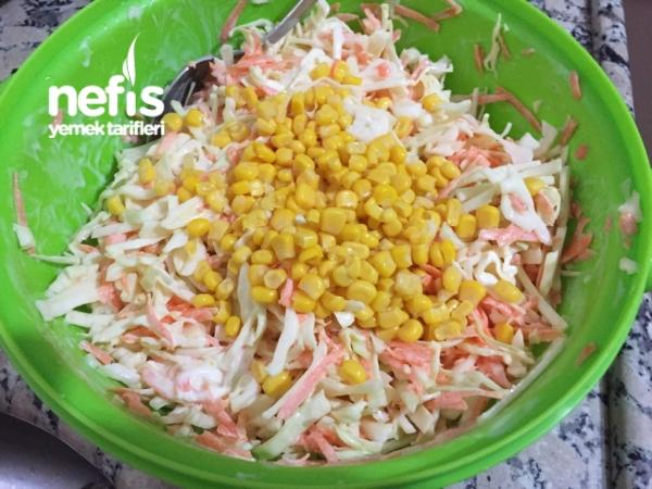 Coleslaw Salata (yok böyle bir lezzet)
