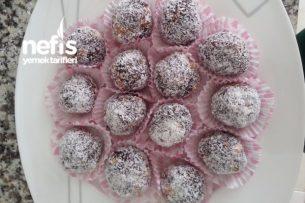 Elmalı Kek Topları Tarifi