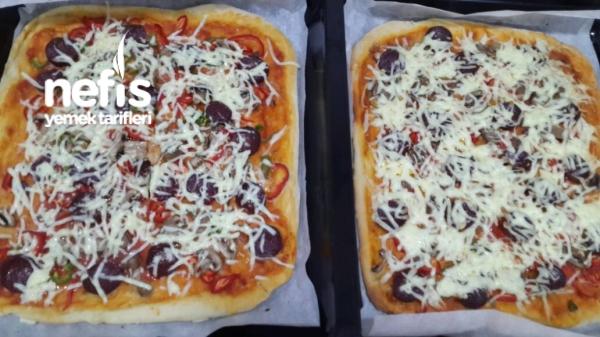 Aile Boyu Pizza