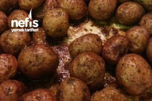 Tavada Top Patates Tarifi