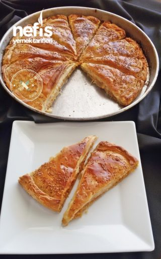 Balkabaklı Arnavut Böreği