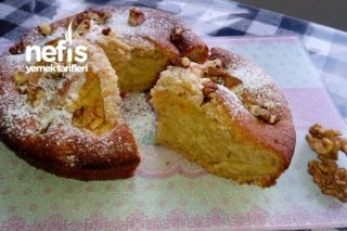 Elmalı Tarçınlı Kek Tarifi