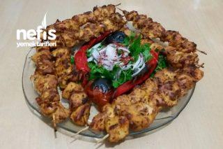 Tavuk Şiş  (Lokum Kıvamında) Tarifi