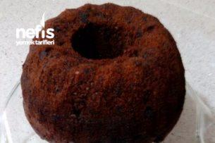 Limonlu Kakaolu Pamuk Kek (Garanti lezzetli) Tarifi