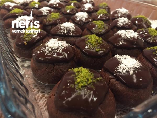Brownie Kurabiye - Nefis Yemek Tarifleri - Hülya Yiğit Kondu