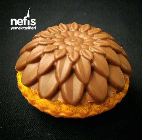Çikolata Kaplı Muffin Tarifi