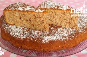 Tarçınlı Cevizli Kek Tarifi Videosu