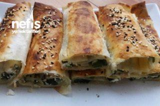 5 Dakika Böreği (Lavaş) Tarifi